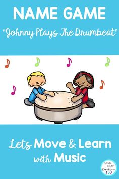 Name Game Song and Activity