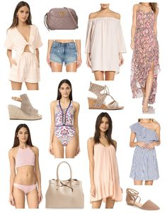 Spring wish list - Via The Southern Style Guide - a stylish blog by Cristin Cooper