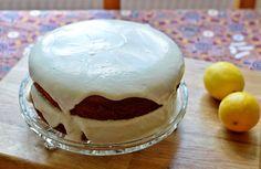 SCD Lemon Cake