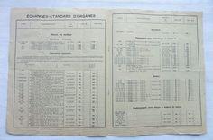 Citroën.Catalogue-Tarif -Moteurs Révisés & Echanges Standard d'organes  Réf 02 | Collections, Objets publicitaires, Publicités papier | eBay!