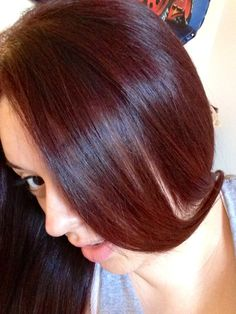 Hair Color On Pinterest Hairstyles With Bangs Bangs And