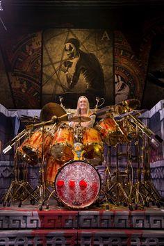 Nicko Mcbrain - Iron Maiden
