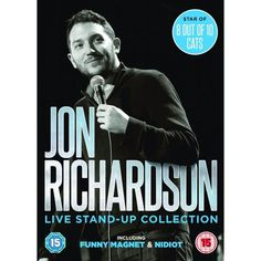 http://ift.tt/2dNUwca | Jon Richardson Funny Magnet/nidiot DVD | #Movies #film #trailers #blu-ray #dvd #tv #Comedy #Action #Adventure #Classics online movies watch movies  tv shows Science Fiction Kids & Family Mystery Thrillers #Romance film review movie reviews movies reviews