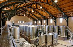 Trinchero Winery by BAR Architects_fermentation hall