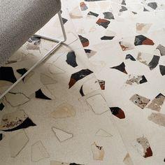 How to Design a Bathroom Floor Tile Pattern Floor Patterns, Tile Patterns, Textures Patterns, Floor Design, Tile Design, Feature Tiles, Terrazzo Flooring, Bathroom Floor Tiles, Interiores Design