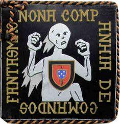 9ª Companhia de Comandos Moçambique