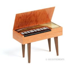 Download and print this fold up clavichord for your Bach Action Figure - $0.00