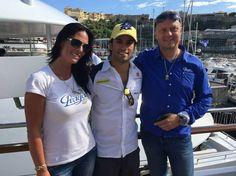 Felipe Nasr Monaco