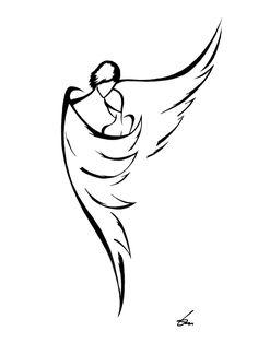 Fashion Angel Drawing Book Big Unique Angel пожеРания In 2019 Pencil Art Drawings, Art Drawings Sketches, Easy Drawings, Angel Artwork, Angel Drawing, Angel Sketch, Fashion Angels, Shoulder Tattoos For Women, Body Art Tattoos