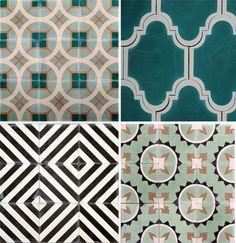 Totally Floored :: Marrakech Design Tiles