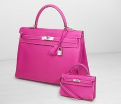 Hermes Kelly Mother and Daughter
