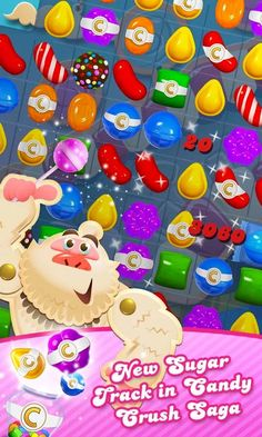 -Candy Crush Saga -King  -You have to align the same kind of candy and it disappears, and then it gets harden, you lose if you can't burn any anymore. -It is teaching how to organize and planning, also fast thinking -It is teaching it through the aligning candy -Math/physics -1) 2 -2) 2 -3) 2 -4) 5 -5) 7