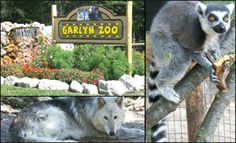 GarLyn Zoo of Naubinway Michigan Done! With the best person I could imagine....Mike :) It was such a fun experience...we fed a bear an apple!