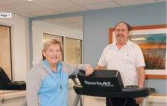 Sylvia Hatchell Funds Fitness For UNC Cancer Patients | Chapel Hill Magazine
