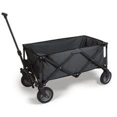online shopping for ONIVA - Picnic Time brand Collapsible Adventure Wagon, Dark Grey from top store. See new offer for ONIVA - Picnic Time brand Collapsible Adventure Wagon, Dark Grey