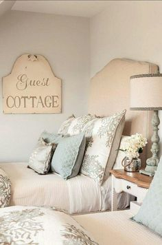 Cottages.... great name for the suites that I now call homes.