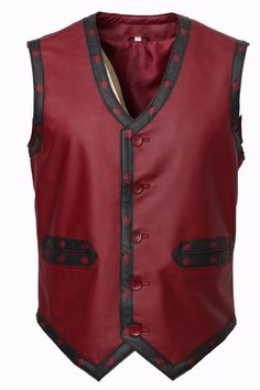The Warriors Real leather vest Motorcycle vest-Costume-Ukleatherjacketshop. #Ukleatherjacketshop #Vest
