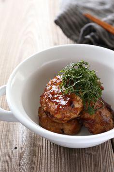 てりやき豆腐ハンバーグ by 川崎利栄 | レシピサイト「Nadia ...