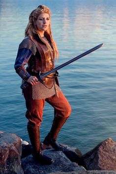 Lagertha Cosplay Costume