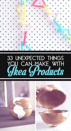 33 Unexpected Things You Can Make With Ikea Products