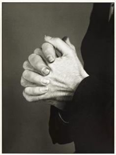 August Sander 'Studien - Der Mensch [Hands of a touring Actor]', c. 1929, printed 1990 © Die Photographische Sammlung/SK Stiftung Kultur - August Sander Archiv, Cologne; DACS, London, 2015.