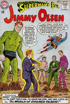 Jimmy Olsen, No. 72