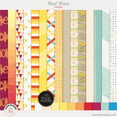 Heat Wave {papers}