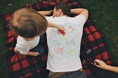 Car Play Mat T-Shirt - bky kid via knstrct