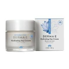 Deeply moisturize and soften skin with this Hydrating Day Cream from Derma E. This hydrating face cream reduces the appearance of fine lines and wrinkles while quenching dry patches for allover radiance. Made with hyaluronic acid, this day cream binds with water to help rehydrate, soften, smooth, tone and plump dry, dehydrated skin. Formulated with green tea, aloe vera and vitamins C and E, this moisturizer cools and soothes irritated skin and helps defend it from harmful free radicals and…