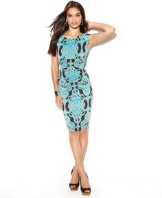 Bought this dress for Easter.  It will be good for work too with a white jacket
