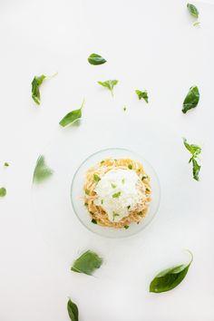 La Dolce Gula Spaguettis Con Ricotta