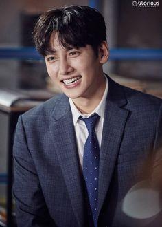 I live for that smile of his ♥ ♥ ♥ Ji Chang Wook 2017, Ji Chang Wook Healer, Ji Chang Wook Smile, Cute Celebrities, Korean Celebrities, Drama Korea, Korean Drama, Asian Actors, Korean Actors