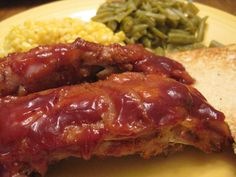 These are, beyond any doubt, the best BBQ ribs I have ever put in my mouth.  My…