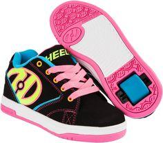 Heelys Propel 2.0 Black/Neon - Buy Heelys for kids at SkatePro