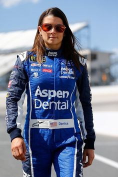 In the first half of Sunday's AAA 400 Drive for Autism at Dover International Speedway, Danica Patrick bounced off the wall, lost a lap and was hanging out near 25th place in the running order. The…