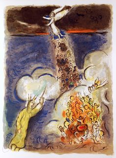 Chagall_Exodus_Parting_Red_.jpg 477 × 650 pixels