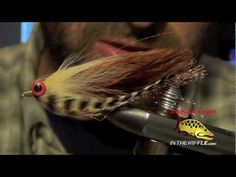 Home Invader Streamer Fly Tying Instructions | Brown Trout Streamer Patterns - YouTube