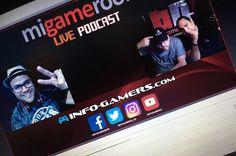 Gracias a la mejor audiencia del mundo del #gaming: los seguidores de @migameroom. Podcast 160 ya disponible. #infogamers youtu.be/Fu4YGk4EFzQ