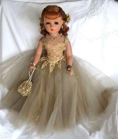 Madame Alexander 1951 20 inch Kathryn Grayson doll | eBay