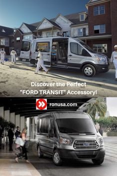 Discover the Perfect Ford Transit Accessory! #fordvan #fordtransitvan #fordtransitaccessories
