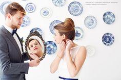 Delfts Blauw | Trouwlala - Alles voor jullie eigen unieke bruiloft