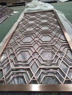 Chinese manufacturer of laser cut screens and modern metal furniture, specialize in custom design decorative metal products and ship worldwidely. Stair Paneling, Metal Screen Doors, Jaali Design, Decorative Screen Panels, Steel Gate Design, Modern Garage Doors, Window Grill Design, Screen House, Steel Doors