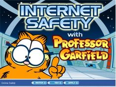 This site has links to the best websites for internet safety for kids.