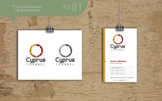 Cyprus Channel kurumsal kimlik tasarımı