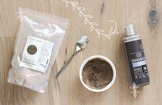 du rhassoul pour les cheveux mango and salt - Coloration Vgtale Maison
