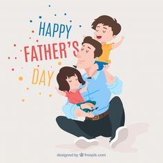 Happy Fathers Day Greetings, Happy Fathers Day Images, Father's Day Greetings, Fathers Day Cards, Globe Art, Family Illustration, Cute Family, How To Draw Hands, Dads