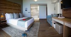 Carana Beach Seychelles #OnOff Hospitality lighting by LEDS-C4