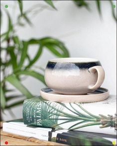 Unique ceramic mugs, is perfect to bring the rustic look into your kitchen. Unique ceramic mugs, is perfect to bring the rustic look into your kitchen. Home Decor Accessories, Decorative Accessories, Earthenware, Stoneware, Little Nice Things, Colourful Living Room, European Home Decor, My Cup Of Tea, Ceramic Mugs