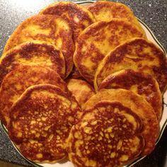 Madpandekager stegt i andefedt! Så herligt til et hurtigt aftensmåltid, evt. med frosne grøntsager. Se mere hos www.MadMedVibs.dk