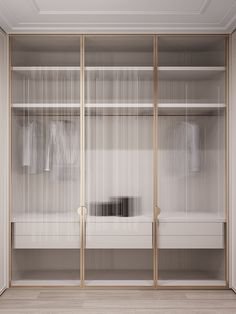 Park Avenue on Behance Walk In Closet Design, Bedroom Closet Design, Wardrobe Design, Home Room Design, Closet Designs, Dressing Room Decor, Dressing Room Design, Wardrobe Room, Wardrobe Storage